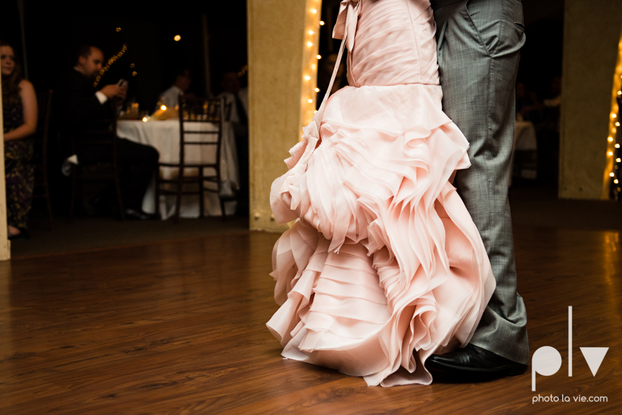 Wedding Summer Paradise Cove Texas DFW pink dress navy outside first look Sarah Whittaker Photo La Vie-53.JPG