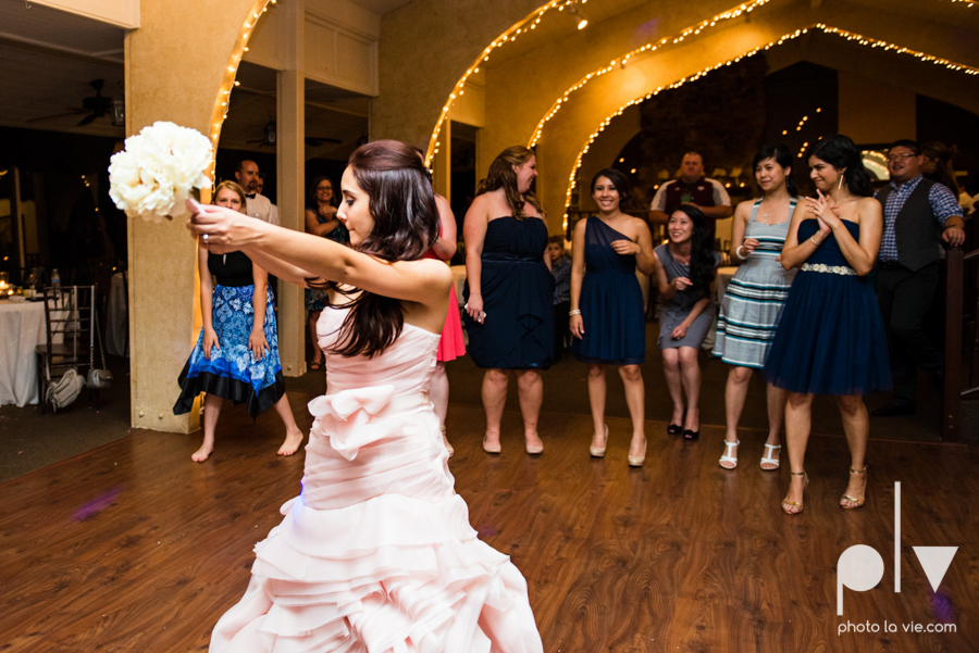 Wedding Summer Paradise Cove Texas DFW pink dress navy outside first look Sarah Whittaker Photo La Vie-61.JPG
