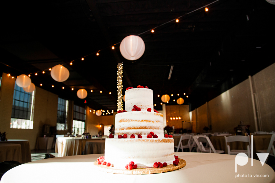 Ft Worth Wedding DFW photography 809 Vickery creme cake bridal sequin navy raspberry architecture gown modern industrial food truck Sarah Whittaker Photo La Vie-12.JPG