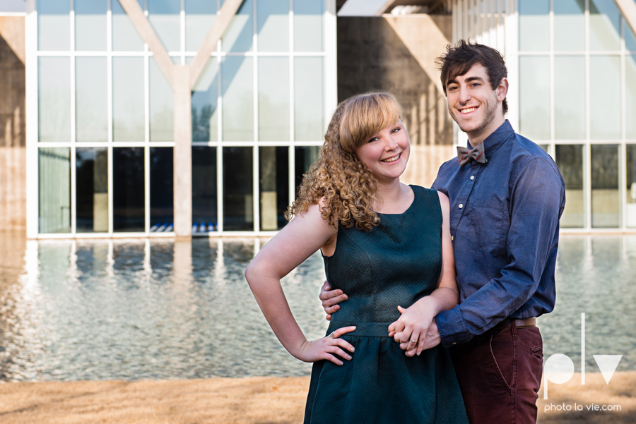 Marie Cord Fort Worth Engagement session Modern Art Museum Kimbell Piano architecture downtown urban wall wedding Sarah Whittaker Photo La Vie-4.JPG