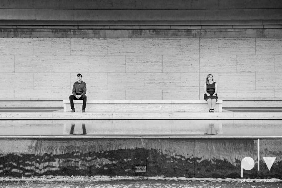 Marie Cord Fort Worth Engagement session Modern Art Museum Kimbell Piano architecture downtown urban wall wedding Sarah Whittaker Photo La Vie-7.JPG