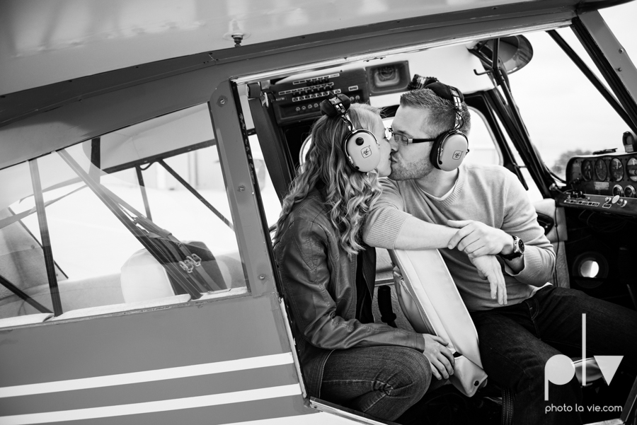 Allison JT engagement session Arlington Texas airport plane runway spring summer outdoors blue couple wedding DFW Dallas Fort Worth Sarah Whittaker Photo La Vie-4.JPG