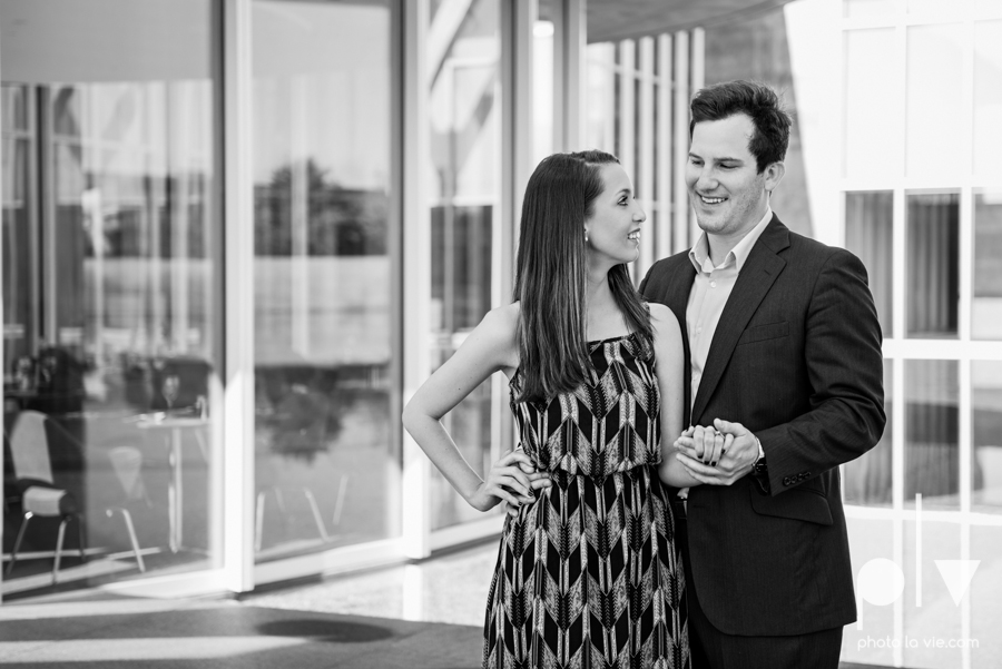 Lena Scott engagement session Modern Art Museum Fort Worth Sundance Square downtown architecture urban city wedding DFW Sarah Whittaker Photo La Vie-2.JPG