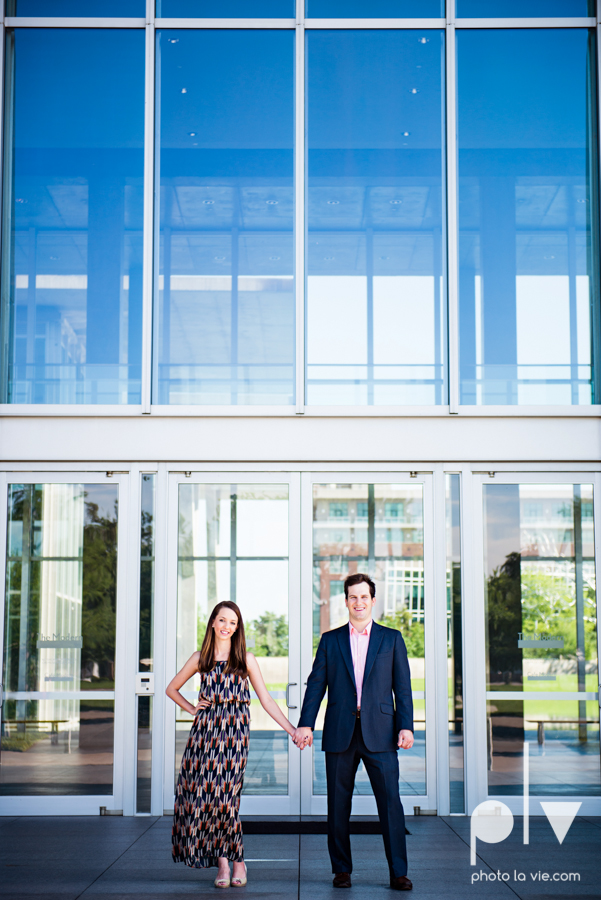 Lena Scott engagement session Modern Art Museum Fort Worth Sundance Square downtown architecture urban city wedding DFW Sarah Whittaker Photo La Vie-7.JPG