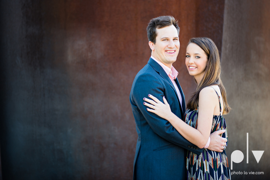 Lena Scott engagement session Modern Art Museum Fort Worth Sundance Square downtown architecture urban city wedding DFW Sarah Whittaker Photo La Vie-8.JPG