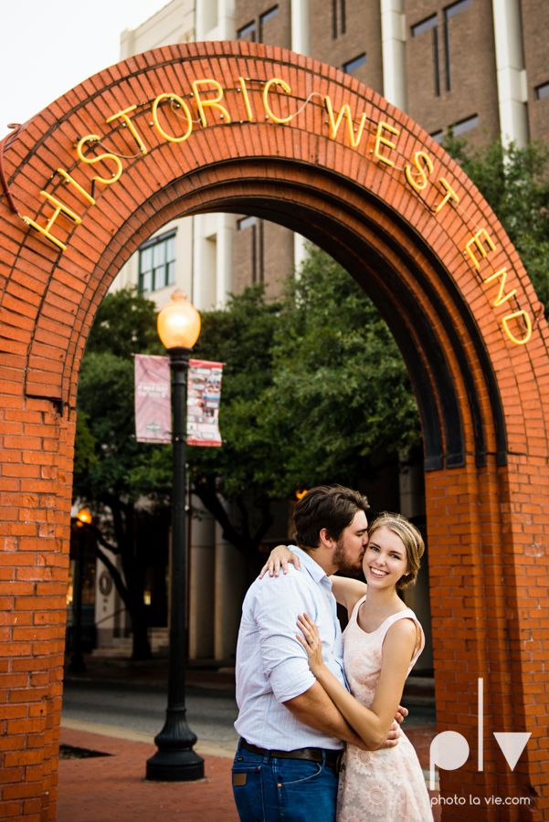 Demi Keith engagement photo session downtown Dallas Texas White Rock Lake summer architecture urban historic trees pier dock modern Sarah Whittaker Photo La Vie-8.JPG