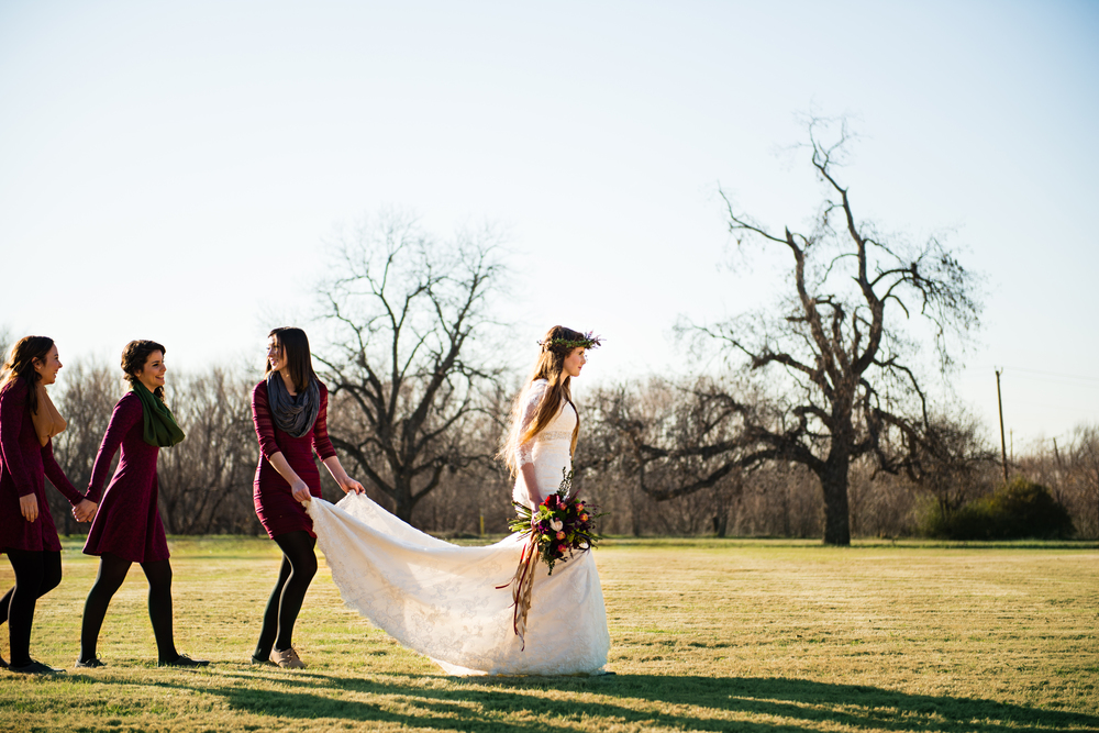 Boho Chic Styled Wedding- The Inspired Bride