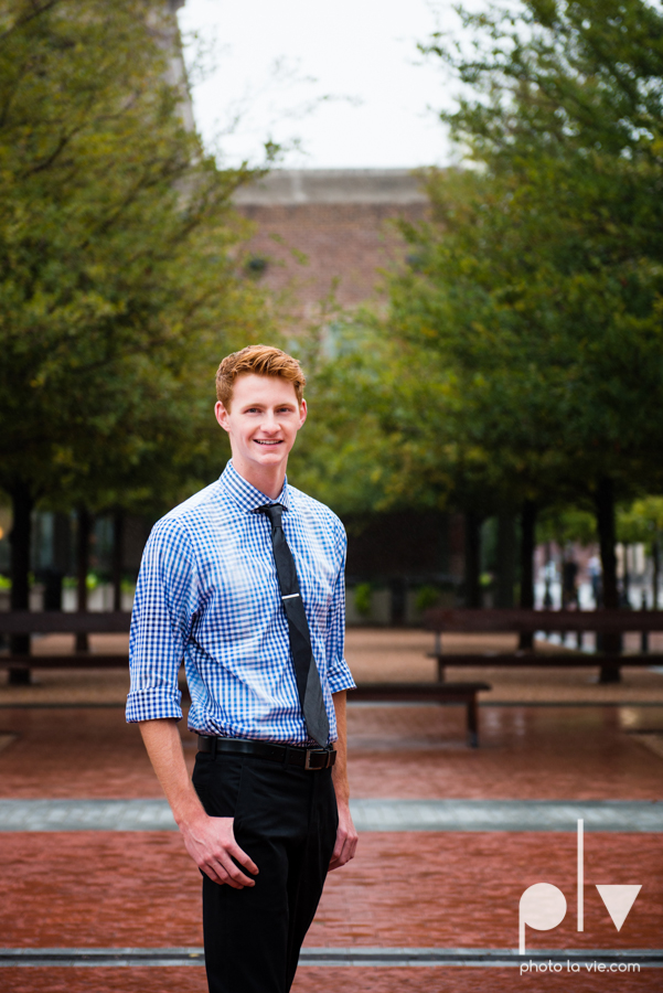 Twin gingers red hair head boys brothers senior photos fort worth downtown sundance square trinity park T&P building Sarah Whittaker Photo La Vie-4.JPG