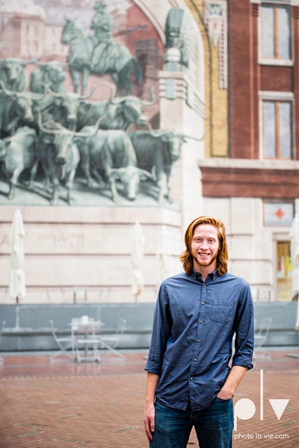 Twin gingers red hair head boys brothers senior photos fort worth downtown sundance square trinity park T&P building Sarah Whittaker Photo La Vie-10.JPG