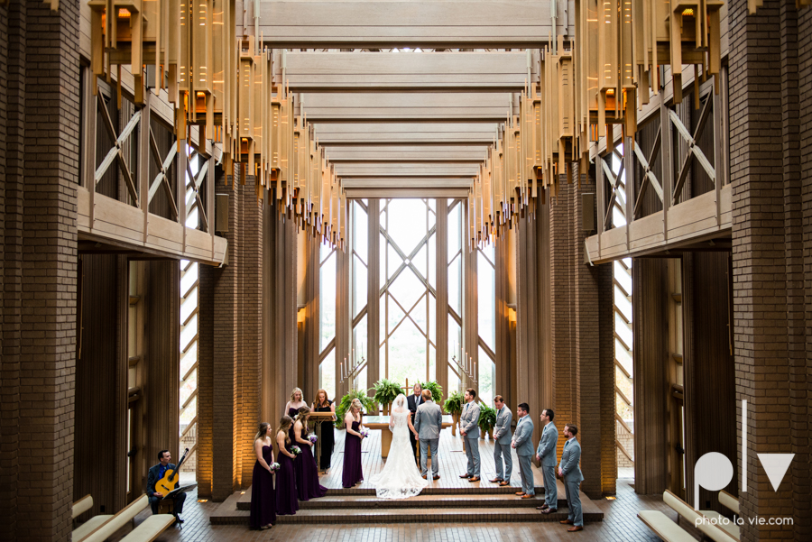 Allison JT Fort Worth Wedding DFW Marty Leonard Chapel November fall autumn Marquis  on Magnolia purple gray architecture lace Sarah Whittaker Photo La Vie-24.JPG