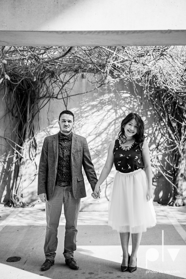 Mabel Hector engagement session Fort Worth Texas The Modern Art Museum The Kimbell kahn ando piano hot pink couple engaged ring shot texture winter architecture modern Sarah Whittaker Photo La Vie-1.JPG