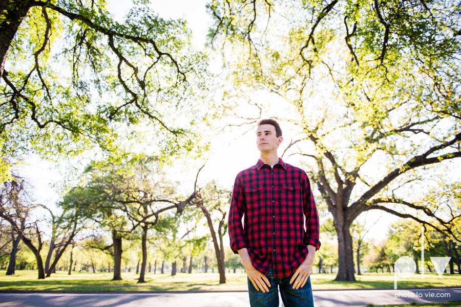 Colin Senior session portraits downtown fort worth T&P station Trinity Park DFW boy Mansfield high school band urban walls light trees outdoors sarah whittaker Photo La Vie-3.JPG