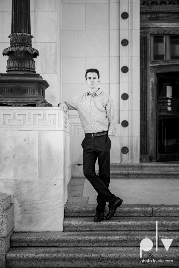 Colin Senior session portraits downtown fort worth T&P station Trinity Park DFW boy Mansfield high school band urban walls light trees outdoors sarah whittaker Photo La Vie-12.JPG