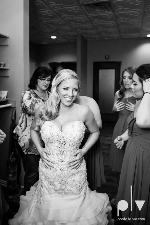 alyssa adam schroeder wedding mckinny cotton mill dfw texas outdoors summer wedding married pink dress vines walls blue lights Sarah Whittaker Photo La Vie-11.JPG
