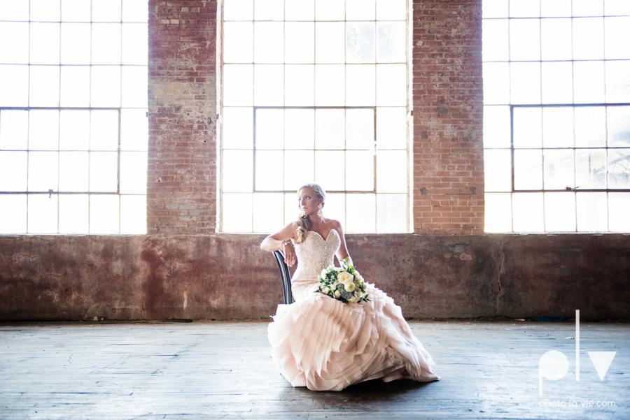 alyssa adam schroeder wedding mckinny cotton mill dfw texas outdoors summer wedding married pink dress vines walls blue lights Sarah Whittaker Photo La Vie-20.JPG