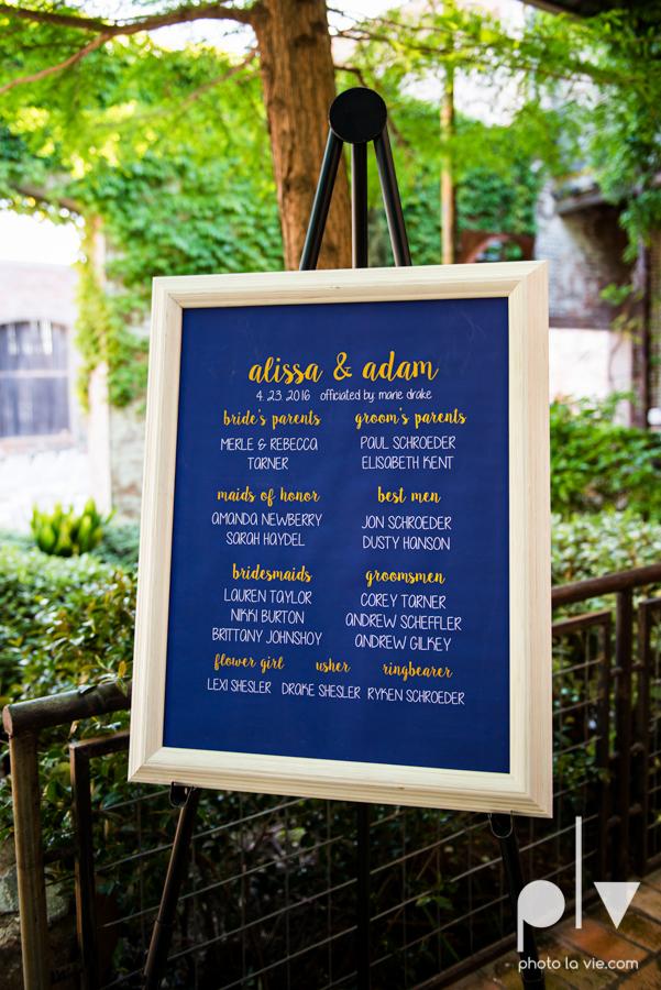 alyssa adam schroeder wedding mckinny cotton mill dfw texas outdoors summer wedding married pink dress vines walls blue lights Sarah Whittaker Photo La Vie-23.JPG