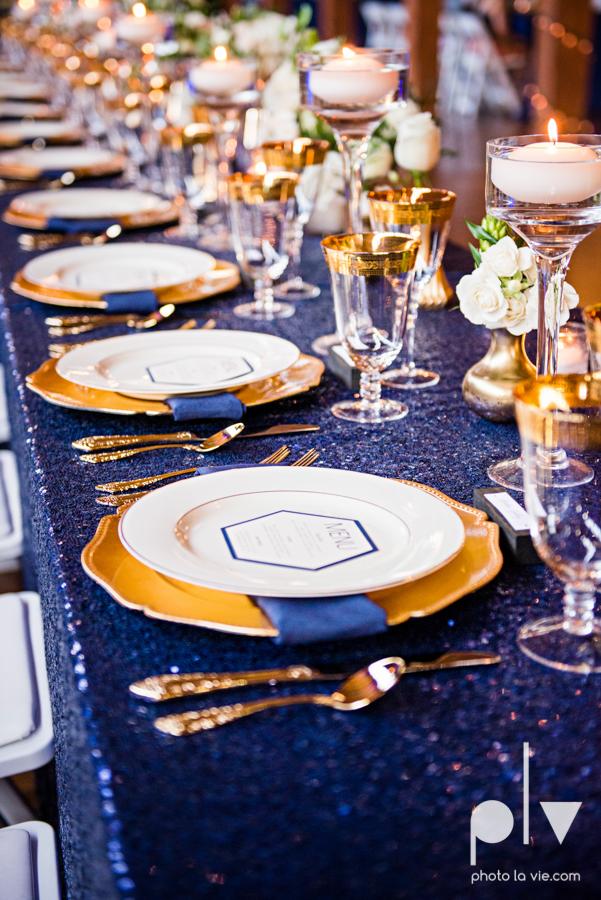 alyssa adam schroeder wedding mckinny cotton mill dfw texas outdoors summer wedding married pink dress vines walls blue lights Sarah Whittaker Photo La Vie-41.JPG