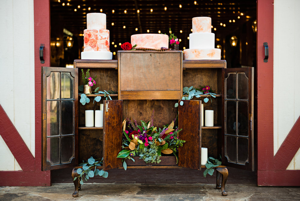 Rustic Fall Wedding - Fabulously Designed