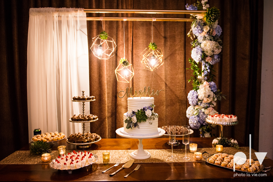 potts wedding hickory street annex dallas texas tx bride groom couple floral blues fabulous lighting donuts cake Tara Todd Sarah Whittaker Photo La Vie-41.JPG