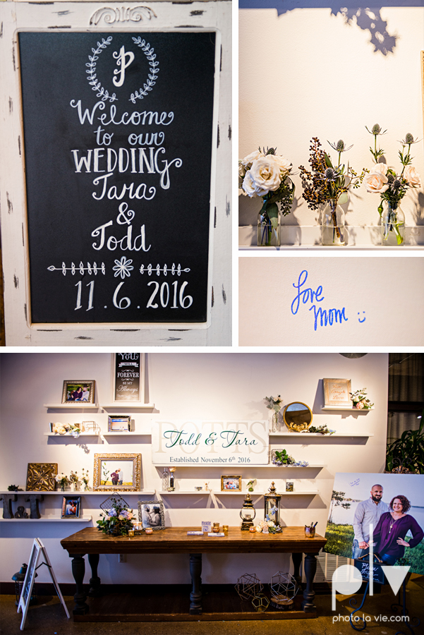 potts wedding hickory street annex dallas texas tx bride groom couple floral blues fabulous lighting donuts cake Tara Todd Sarah Whittaker Photo La Vie-60.JPG