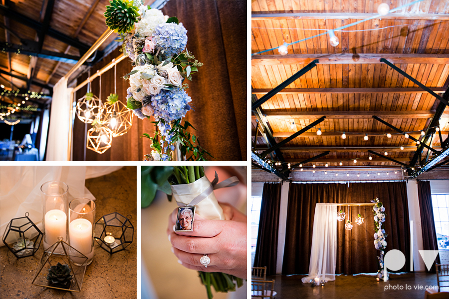 potts wedding hickory street annex dallas texas tx bride groom couple floral blues fabulous lighting donuts cake Tara Todd Sarah Whittaker Photo La Vie-62.JPG