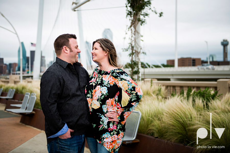 Kristin Trevor engagement blog bishop arts dallas bridge pedestrian floral couple engaged wedding DFW texas Sarah Whittaker Photo La Vie-8.JPG