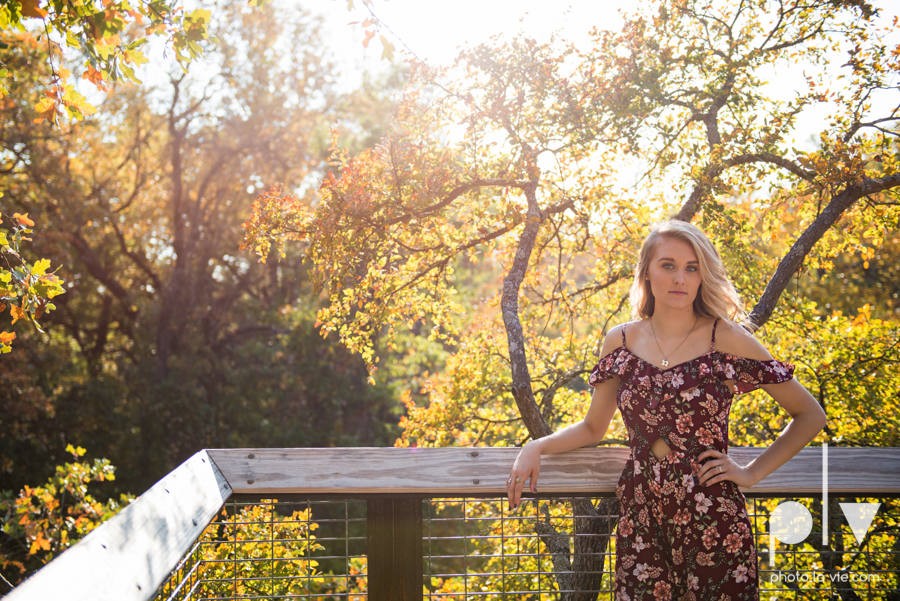 senior session fall golden hour high school back lit bridge boots downtown mansfield texas oliver nature park autumn summer vibes Sarah Whittaker Photo La Vie-17.JPG