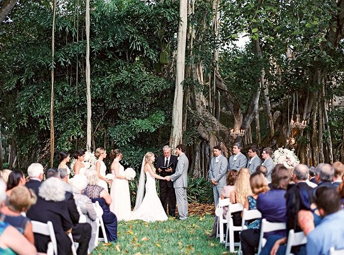 Cà d'Zan Ringling Museum Sarasota Destination Fine Art Film Wedding Photography | www.codyhunterphotography.com
