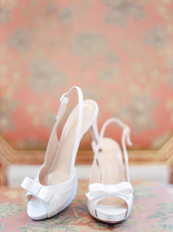 Kate Spade Wedding Shoes Cà d'Zan Ringling Museum Sarasota Destination Fine Art Film Wedding Photography | www.codyhunterphotography.com