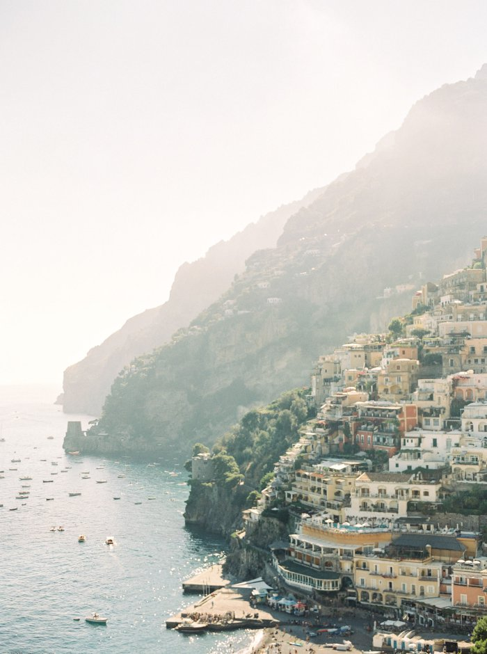 Amalfi Coast Italian Film Wedding Photographer | Cody Hunter Photography