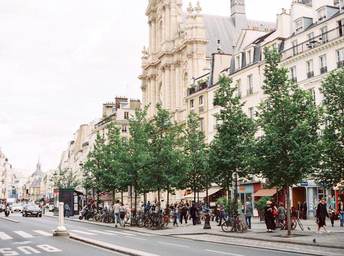 Paris France Destination Film Wedding Photography | Cody Hunter Photography