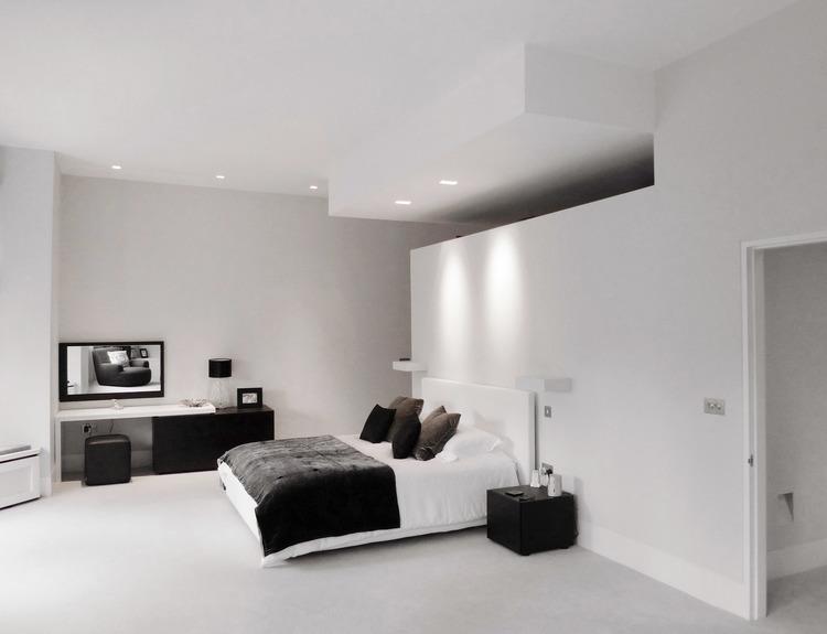 Master Bedroom Extension master bedroom - belsize — figgoscope interior design