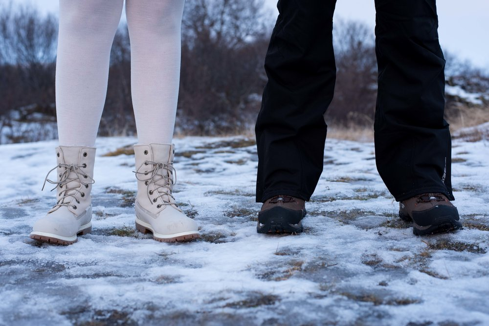 wedding details in iceland