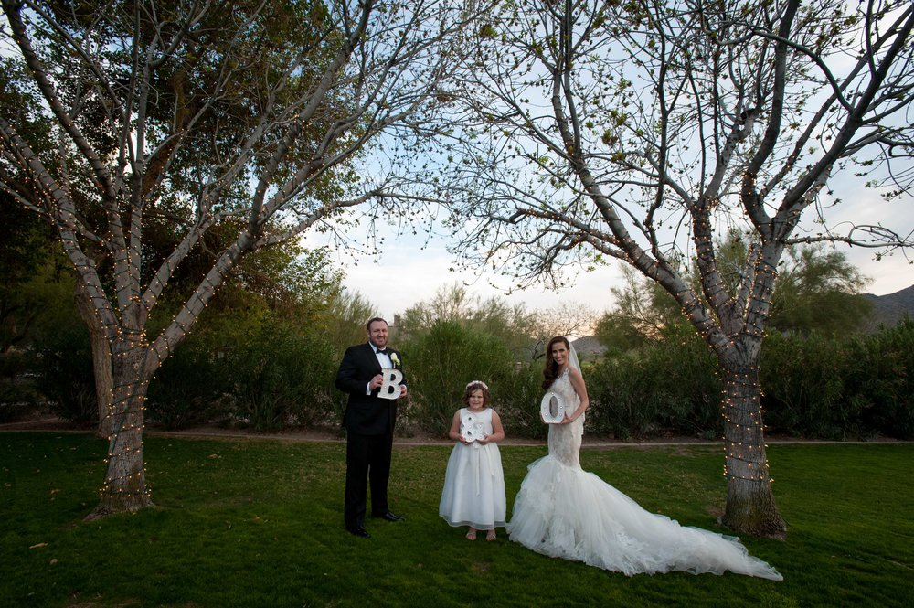 Phoenix Arizona Intimate Wedding Photographer