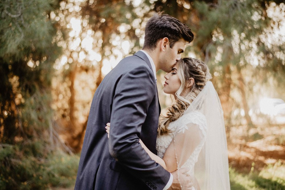 Arizona Intimate Wedding Photographer