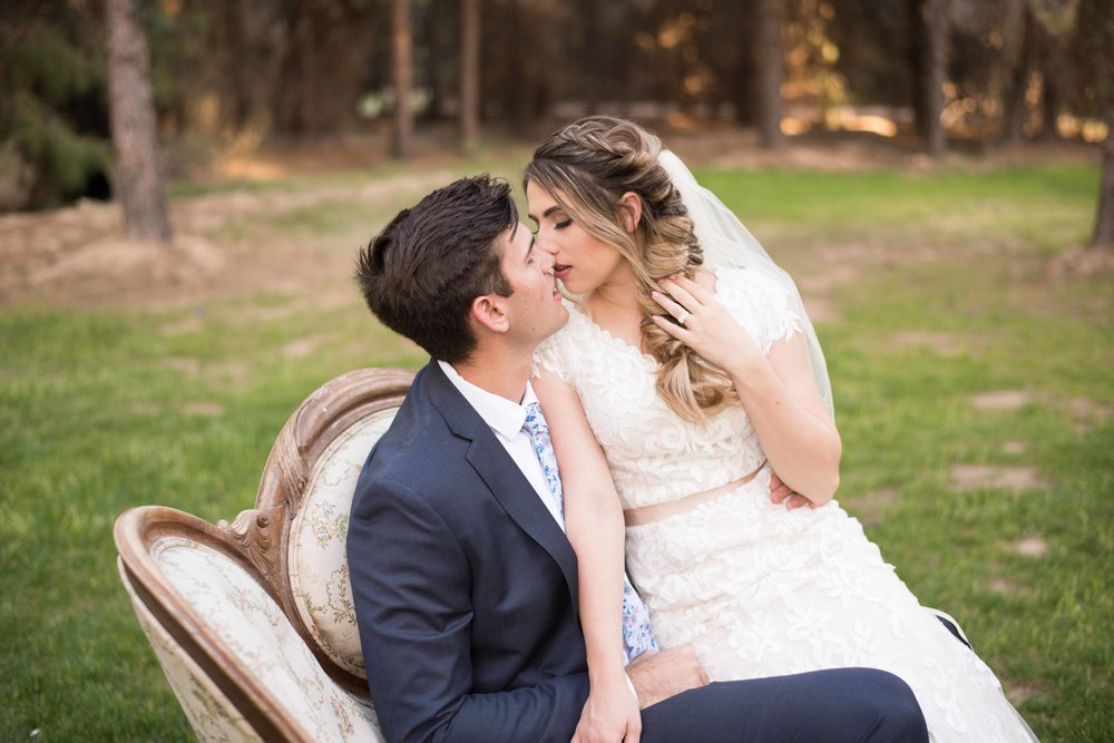Intimate wedding photographer - Phoenix, Arizona