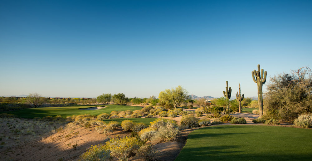 Grayhawk Golf Club, Scottsdale, Arizona - Phoenix Golf Photographer