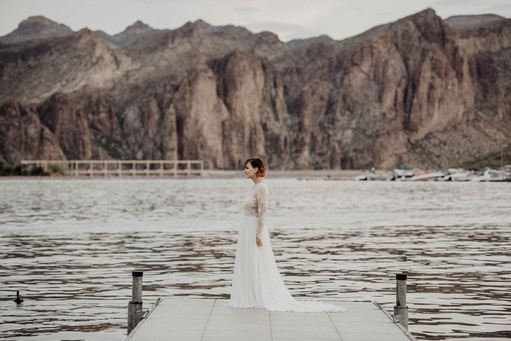 Wedding Dress Rental - Phoenix, Arizona