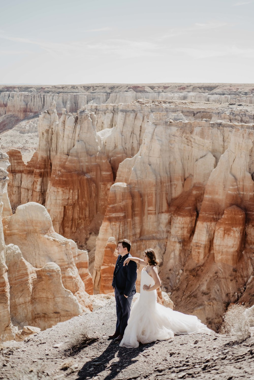 Hopi Reservation Elopement