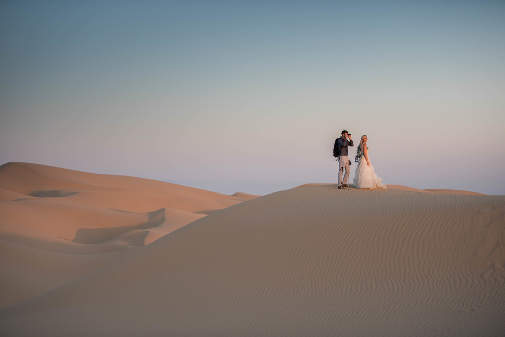 Southern California Elopement Photographer