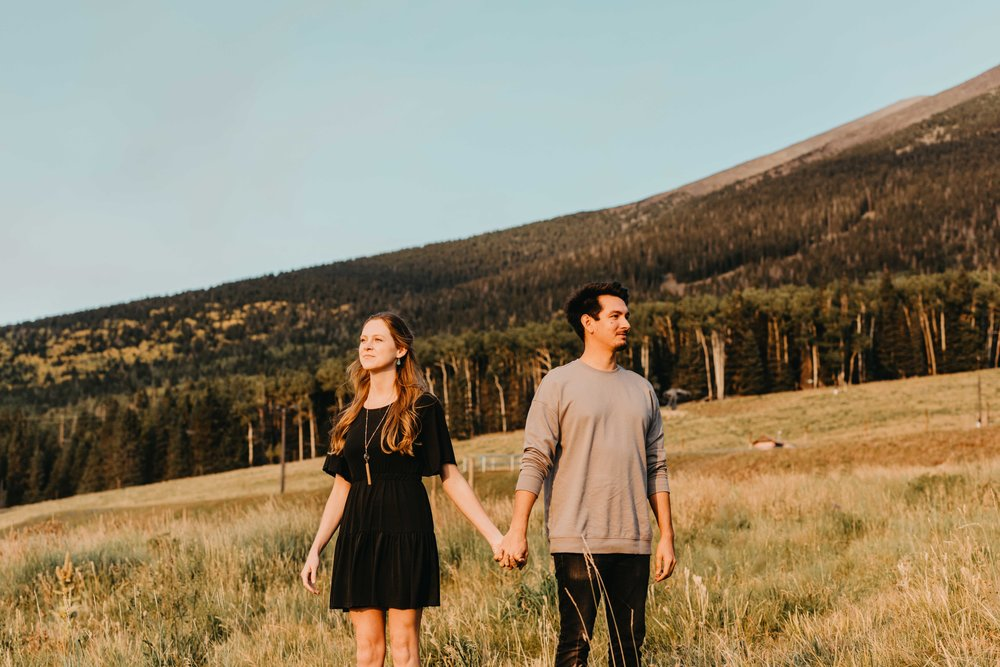 Flagstaff Engagement Session