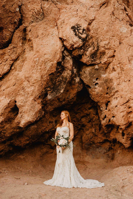 Arizona Adventure Elopement Photographer