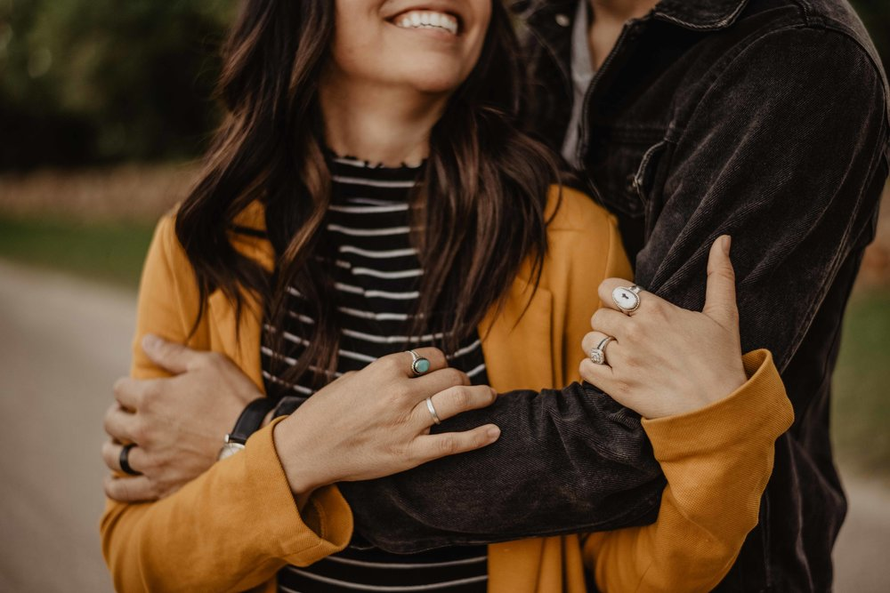 Scottsdale Proposal Photographer - Salt River Engagement Session
