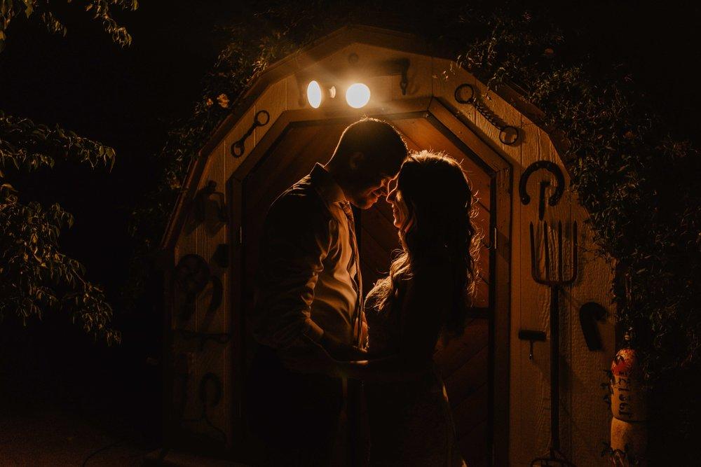 Creative Arizona Wedding Photography - Backyard Wedding Photographer in Arizona