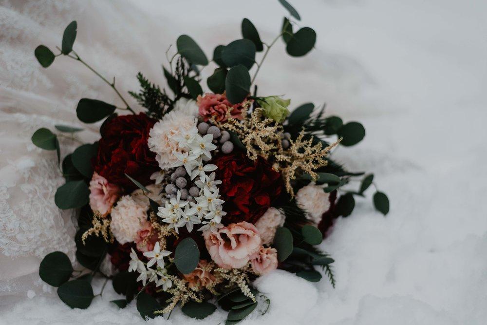 florist for sedona elopement