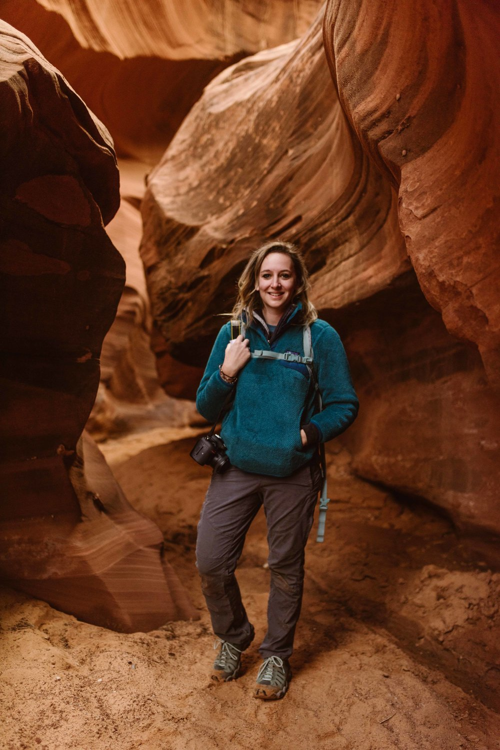 I can not wait to share the rest! - The slot canyons were by far one of the coolest things I have experienced since moving to Arizona. I will be blogging another set from the slot canyons soon, so stay tuned! To keep up to date on the happenings with Traci Edwards Photography then join the mailing list ! :)