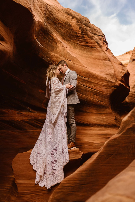 best-slot-canyon-wedding-photographer