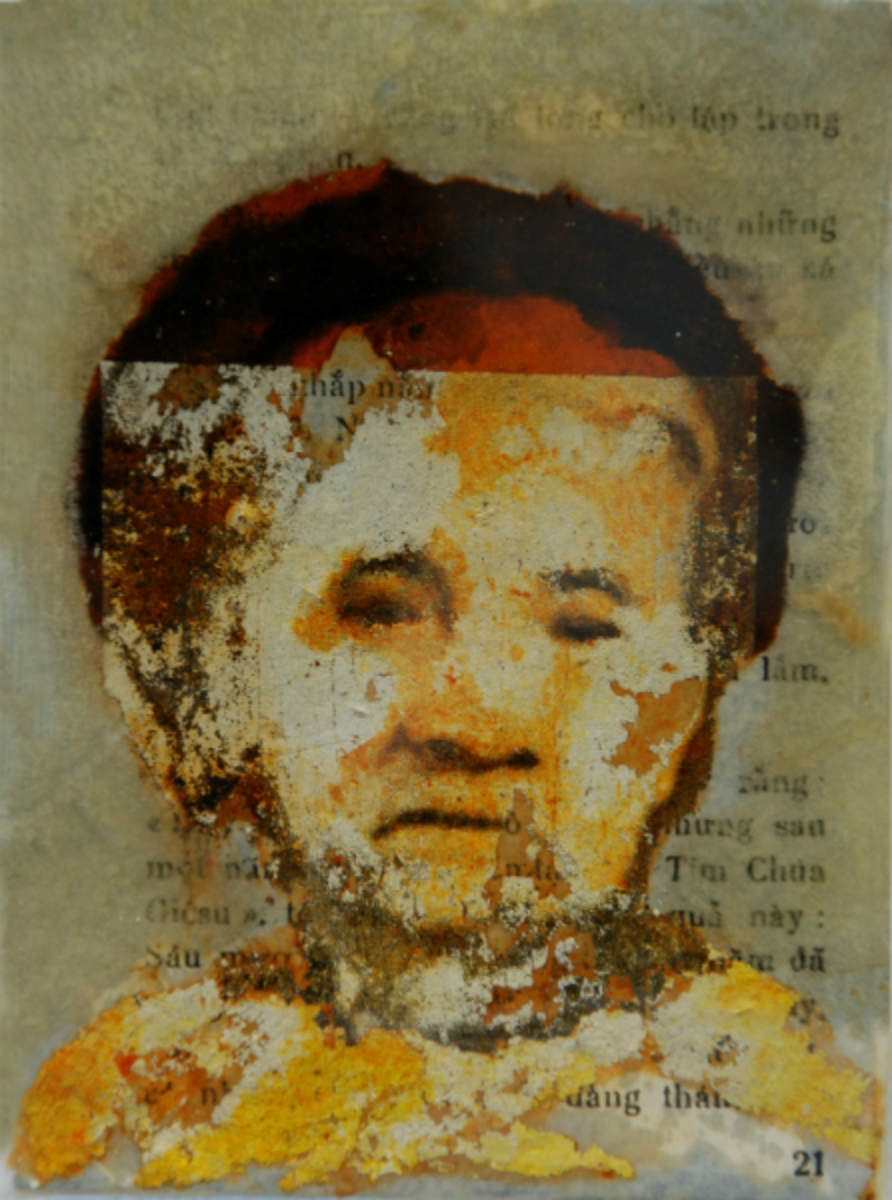 Figurative - 2011 - Family Tree - Ba Co Phu.JPG