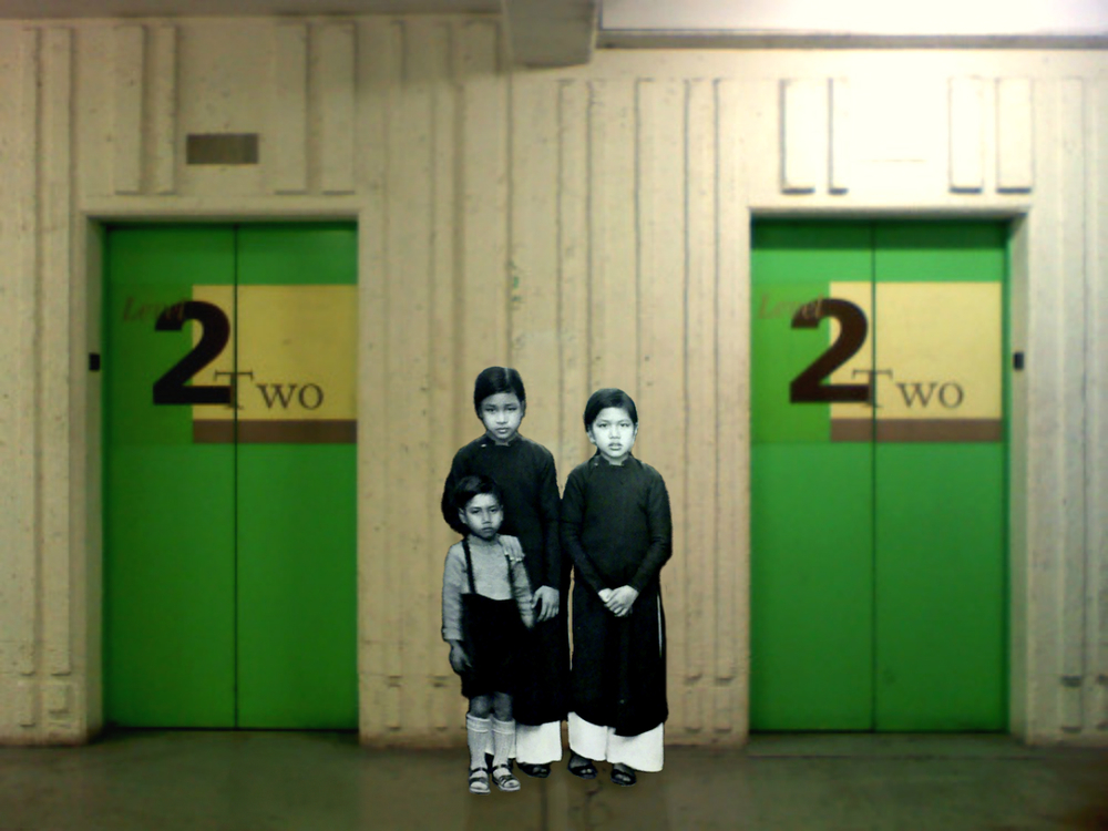 The Trần Children, 1937 @ San Jose, 2010