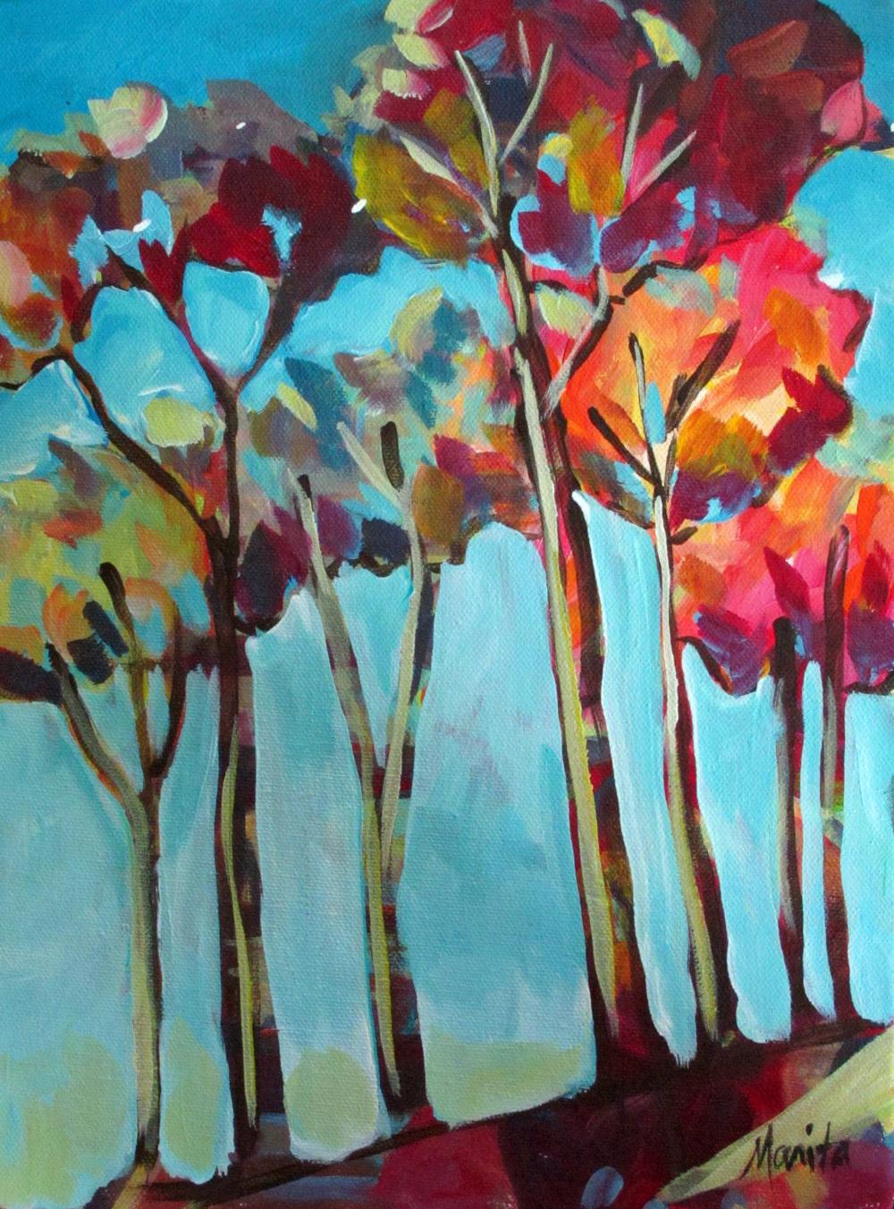 Italian Trees